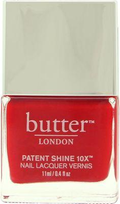 Butter London Patent Shine 10X Nail Lacquer 11ml - Smashing!