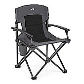 Falcon Ultimate Padded Folding Chair - Black