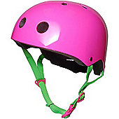 Kiddimoto Helmet Medium (Neon Pink)