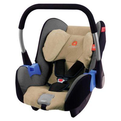 Apramo Gaia Car Seat, Group 0+, Beige