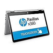 "Certified Refurbished HP Pavilion x360 14-ba051sa 14"" Touchscreen Laptop Intel Core i3-7100U 4GB 128GB SSD Windows 10"