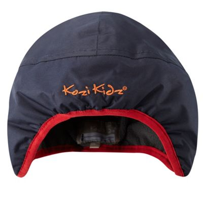 Kozi Kidz Early Years Rain Hat - Navy/Lilac/Blue/Pink/Red - Kozi Kidz