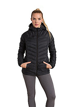 Zakti Incognito Down Padded Jacket - Black