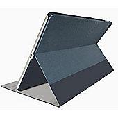 """Cygnett CY2166TEKVI 9.7"""" Folio Black Navy iPad 9.7-inch Case in Blue"""