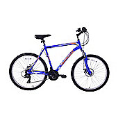 "Ammaco MTX400 26"" Wheel Front Suspension Mens 21"" Frame Bike"