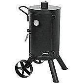 Smokehouse BBQ smoker - Sheet Steel Outdoor Smoker