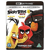 Angry Birds Movie: 4K Ultra HD Double Play