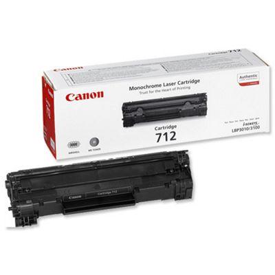 Canon 712 Toner Cartridge - Black