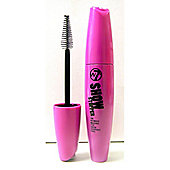 W7 Show Stopper Mascara- Blackest Black 15ml