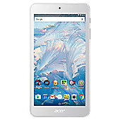 """Acer Iconia One 7""""  Android Tablet, HD, 1GB RAM, 16GB Storage - White"""