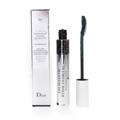 Dior Diorshow Iconic Overcurl Waterproof Mascara 451 Turquoise