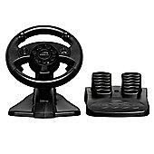 SPEEDLINK DARKFIRE Racing Wheel + Pedals PC Playstation 3 Black