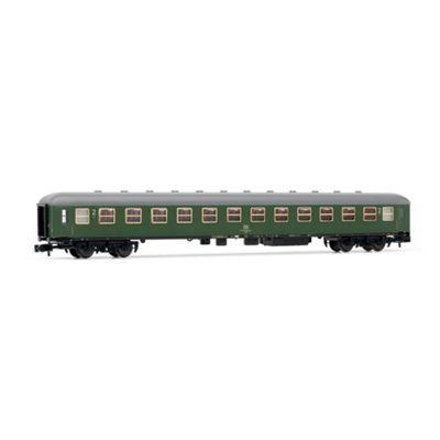 ARNOLD HN4190 Coach end Class, Type Bm 238, blue/beige, Ep. IV N Gauge