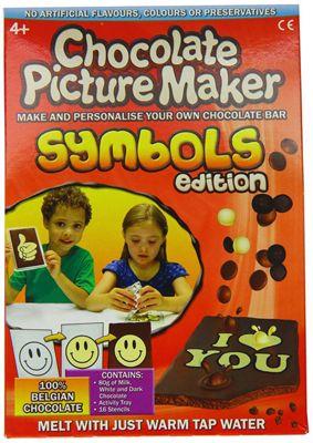 Symbols Chocolate Picture Maker