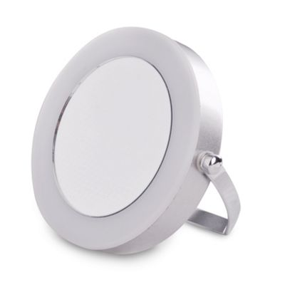 Illuminated Vanity Mirror on a Stand Battery Operated 100mm
