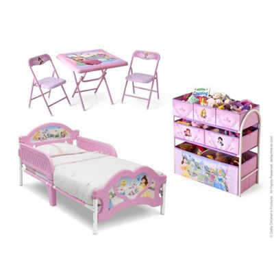 Buy Disney Princess Bedroom Set from our Nursery Furniture Sets ...