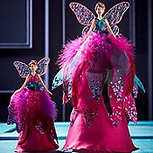 Pink & Purple Fairy Christmas Tree Topper - Large