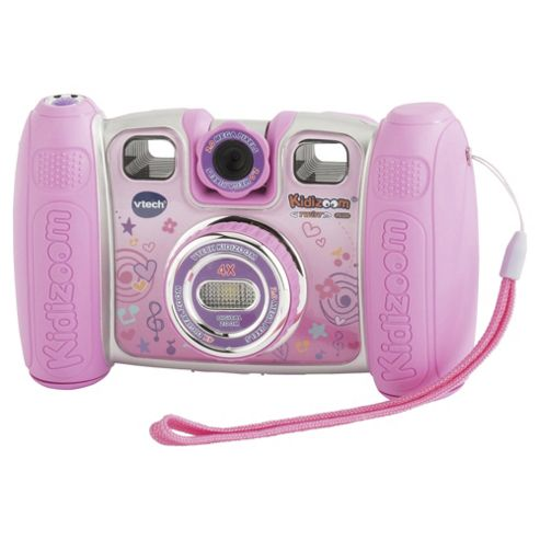 VTech Kidizoom Twist Camera - Pink Plus