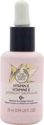 The Body Shop Vitamin E Overnight Serum In Oil 28ml