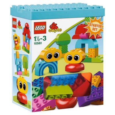 LEGO Duplo Toddler Starter Building Set Bucket 10561