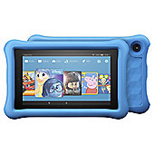 Amazon Fire 7 Kids Edition 7 Inch Tablet 16GB with Blue Kid Proof Case