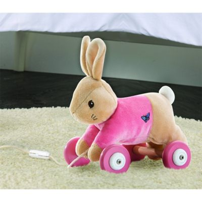 Rainbow Designs Flopsy Bunny Pull-Along