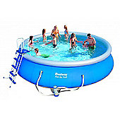 Bestway 15X48 Fast Set Swimming Pool Set
