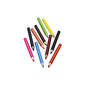 ELC Chunky Triangular Coloured Pencils