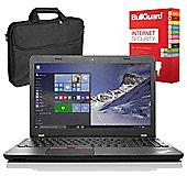 "Lenovo ThinkPad E565 20EY000XUK 15.6"" Laptop With BullGuard Internet Security & Case"