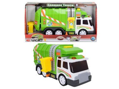 GARBAGE TRUCK LIGHT AND SOUND
