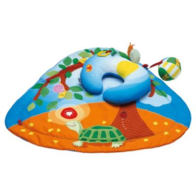 Buy Chicco Tummy Pad Playmat From Our Toys For 0 6 Months
