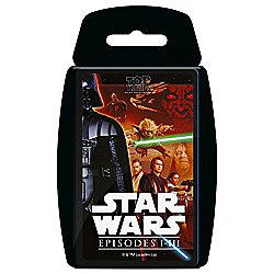 Top Trumps - Star Wars Episodes 1-3