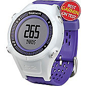 Garmin Approach S2 GPS Golf Watch (Purple White) in Purple & White