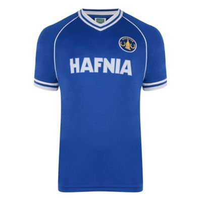 Everton 1982 Home Shirt Blue S