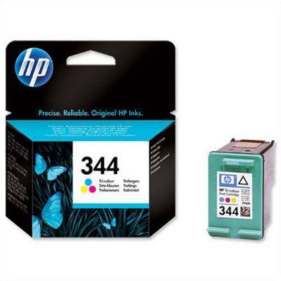 Hewlett-Packard C9363E Colour No.344 Inkjet Print Cartridges
