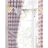 Carnival Elephants Curtains 54s