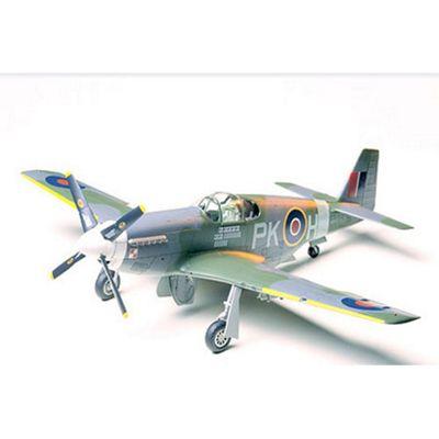 Tamiya 61047 N.A. Raf Mustang Iii 1:48 Aircraft Model Kit
