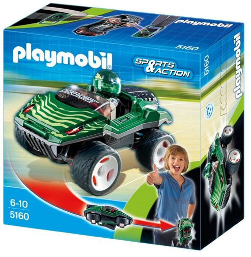 Playmobil Click and Go Snake Racer