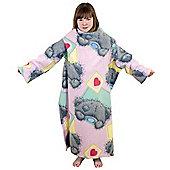 Me To You 'Vintage' Cosy Wrap Blanket Sleeved Fleece
