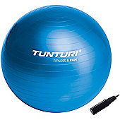 Tunturi Fun Gym Exercise Ball with Pump - 90cm