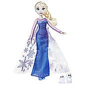 Disney Frozen Northern Lights Elsa Doll & Snowgies