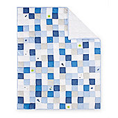Mothercare Baby Bedding Space Dreamer Patchwork Quilt