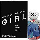 Pharrell Williams Girl Eau de Parfum (EDP) 100ml Spray