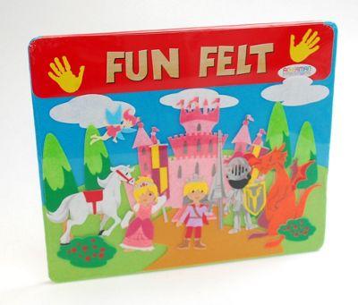 Ackerman Fun Felt Castle Set
