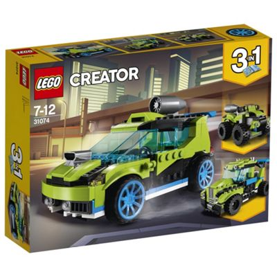 LEGO  Rocket Rally Car 31074