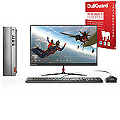 "Lenovo IdeaCentre 310S Desktop PC AMD A6 9230 8GB 2TB Win 10 with 21.5"" LED Monitor & Internet Security - 90G9002VUK"