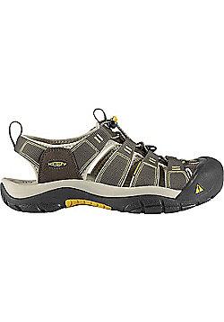 Keen Mens Newport H2 Sandals - Grey