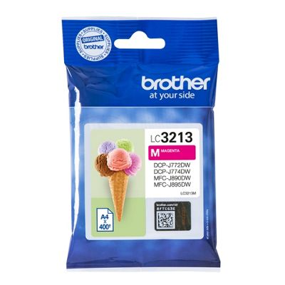 Brother LC-3213M 400pages Magenta ink cartridge 400p High Yeld