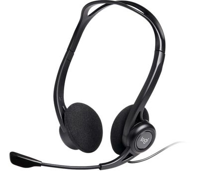 Logitech 960 USB Wired Headset