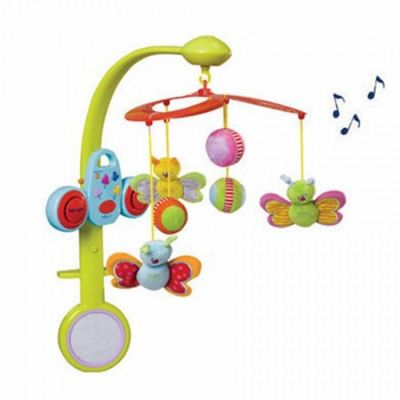 Taf Toys Musical Mobile - Butterflies